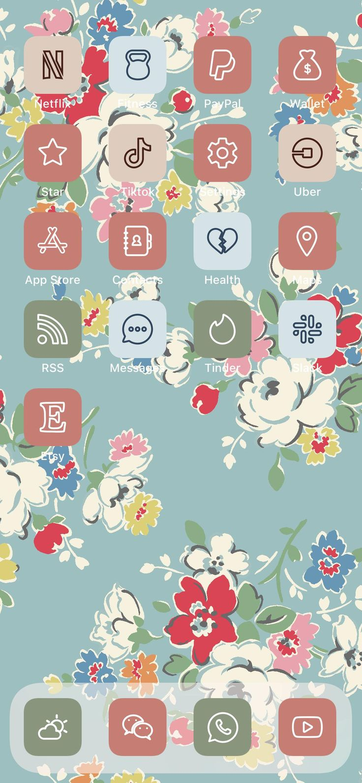 And learn more about aesthetic: 2 000+ Boho Aesthetic iOS 14 App Icons Pack | Natural ...