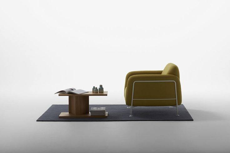 Massproductions - Mega Sofa   Scandinavian furniture designed in a modernist spirit.
