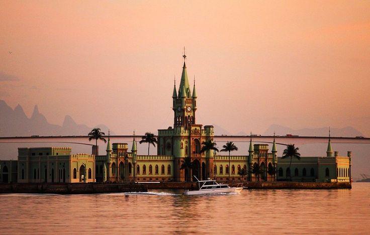 Ilha Fiscal foto: thiago Lontra