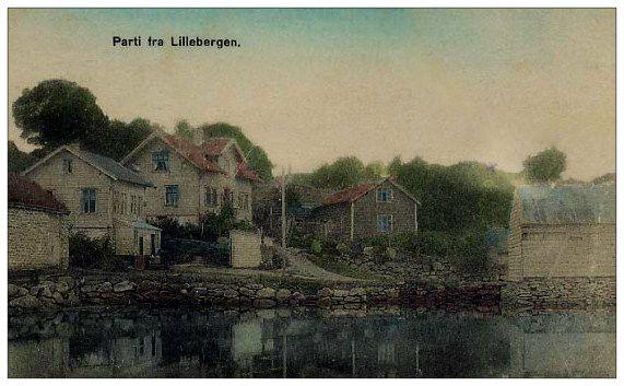 Hordaland lillebergen