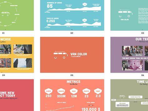 13 best powerpoint templates images on pinterest | presentation, Modern powerpoint