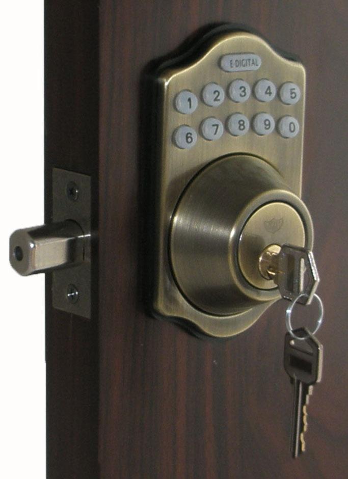 Best Keyless Entry Door Lock - Home Design