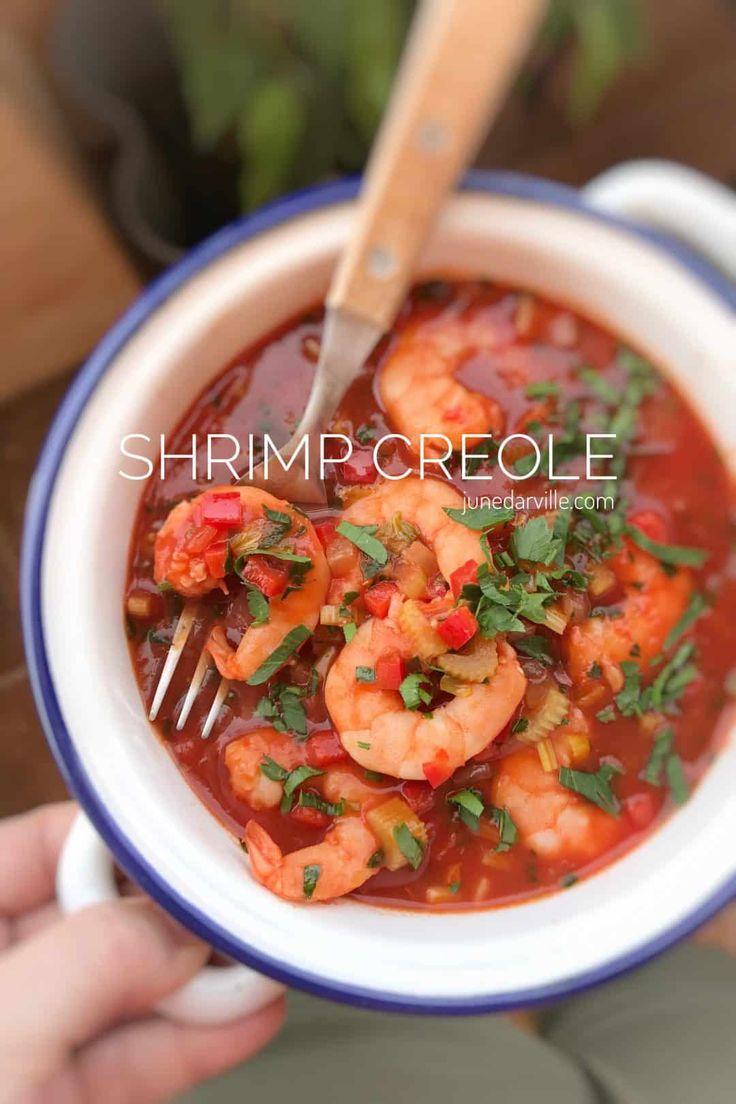 Shrimp Creole Recipe (Yum!)