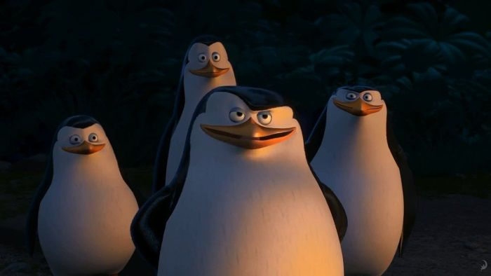 I could not stop grinning from ear to ear while watching the trailer of the upcoming animation film Penguins of Madagascar, the spin-off of the Madagascar film series.