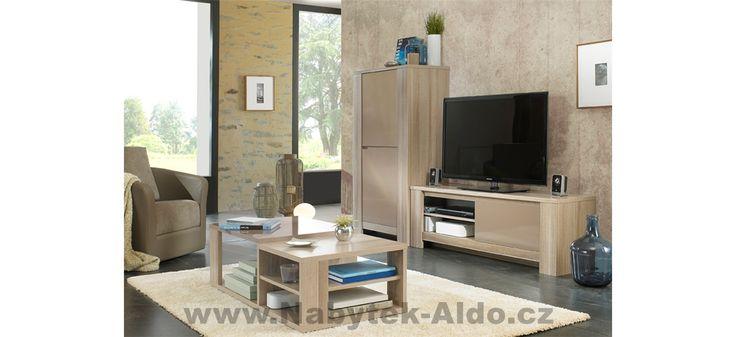 Obývací pokoj Izzy J25 - díly