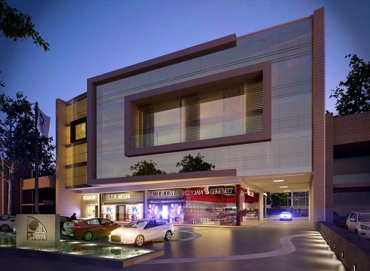 MORANDI – PIETRA: Ubicado la zona de mayor valorización de Cajicá. 3 Torres de 5 pisos, 1 de oficinas y 2 de apartamentos. En la torre de oficinas encuentras diseño y comodidad para tus negocios, imponente lobby doble altura, controles de acceso biométrico, 2 salas de reuniones, terraza verde en la cubierta y oficinas desde 45 a 800m2.