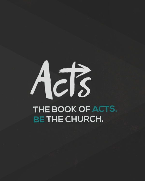 Free Acts Sermon Slide Overhead Includes 2 Ready Use
