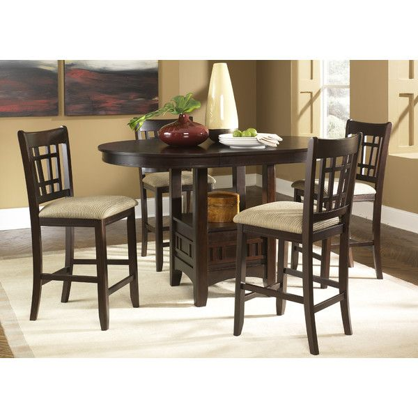liberty furniture pub table set u0026 reviews wayfair