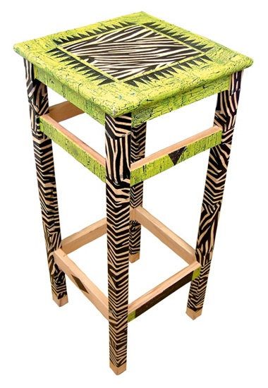 55 best images about zebra print on pinterest for Cheap funky furniture