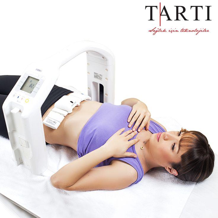 Kolay taşıma imkanı sunan ve 30 saniye gibi kısa bir sürede analiz yapan bu mükemmel teknolojinin detayları için;  http://www.tarti.com/abdominal-yaglanma-urun42.html #TartıMedikal #diyet #diyetisyen