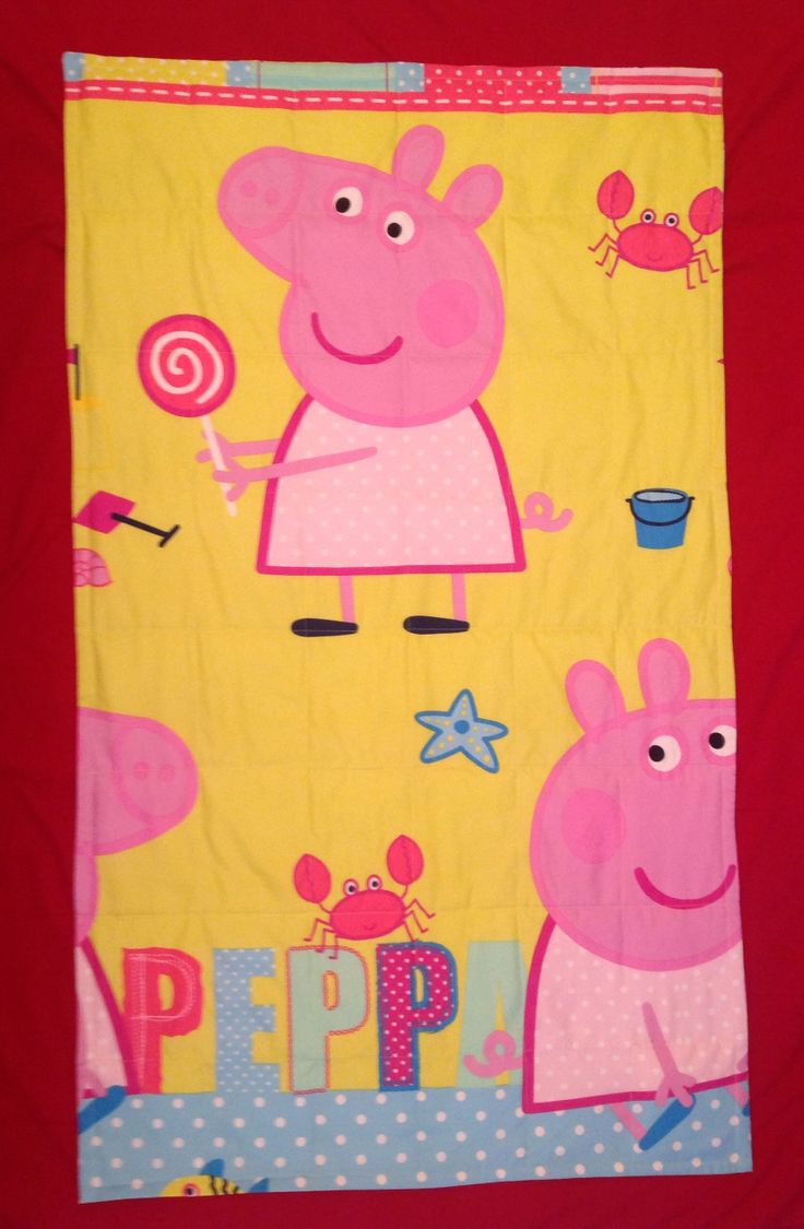 Pe peppa pig coloring pictures to print - Peppa Pig Weighted Blanket Made By Https Www Facebook Com