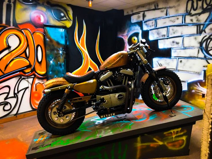 Harley-Davidson of Dothan, Alabama - 2016 H-D® Sportster Forty-Eight (XL1200X).    http://customkingsvoting.harley-davidson.com/#/vote/southeast