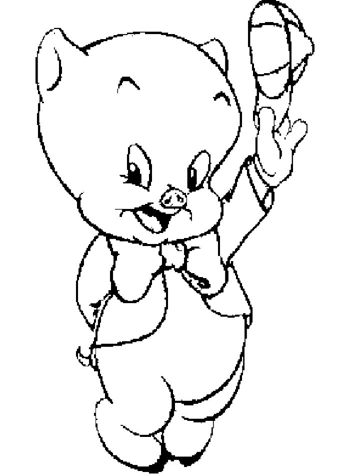 16 best Baby Looney Tunes coloring pages images on