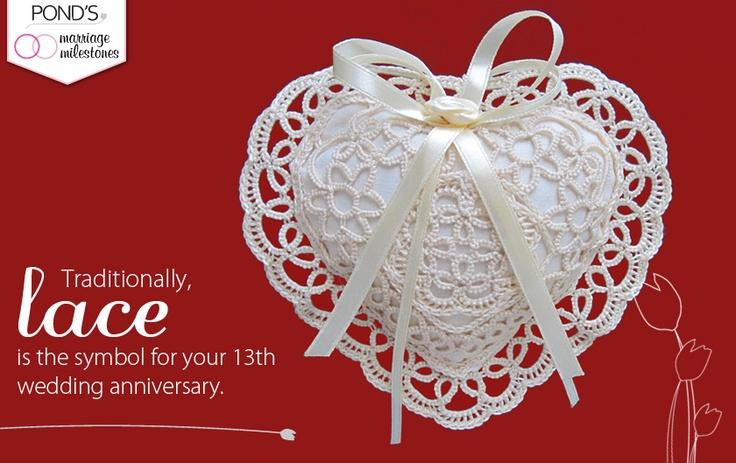 Thirteenth Wedding Anniversary Ideas Anniversaries