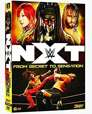 WWE NXT: From Secret to Sensation