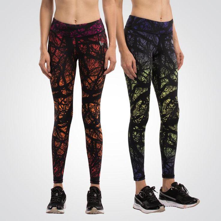 Aliexpress.com: Acheter Skinny pantalons de Yoga femmes collants Leggings sport courir pantalons femmes Gym Fitness Compression Leggings Workout pantalons de pantalon 48 fiable fournisseurs sur ZoobMiley sports co.,Ltd