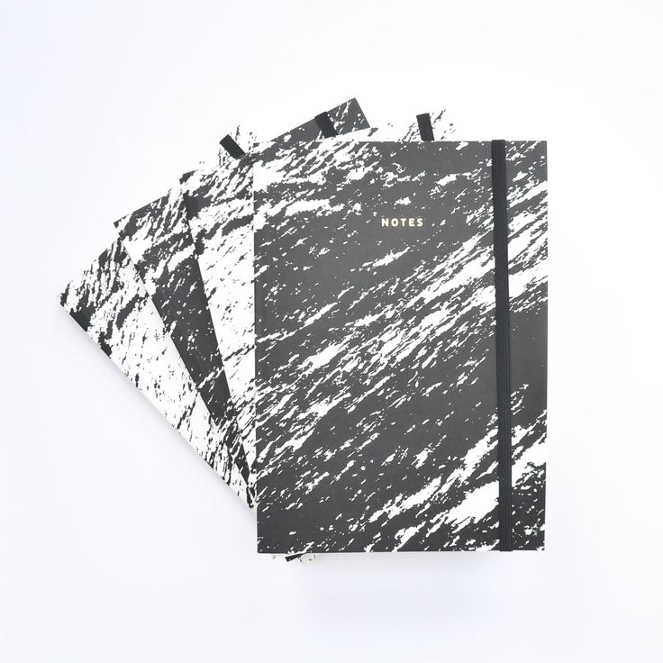 Notesy Paper Love Eco Marble / Magdalena Tekieli / photo credit: NOTEKA/ notebook / notes / zeszyt / stationery