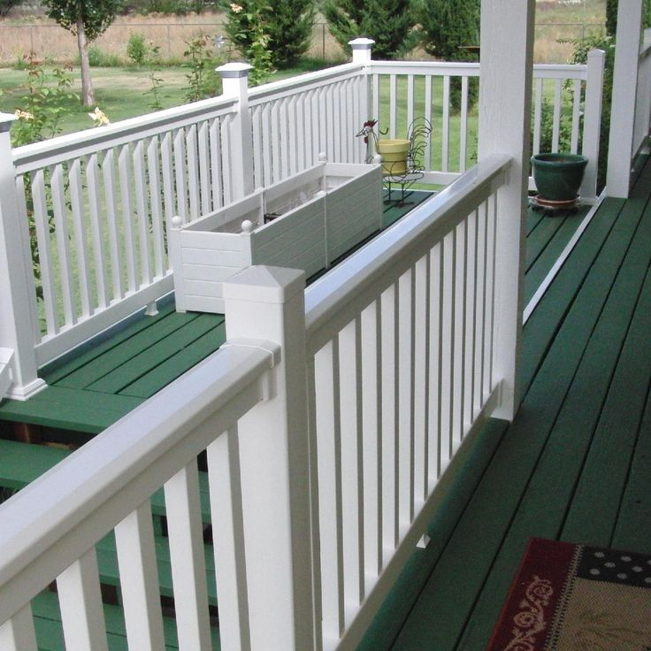 best 25 vinyl railing ideas on pinterest vinyl deck railing vinyl deck and porch vinyl railing. Black Bedroom Furniture Sets. Home Design Ideas