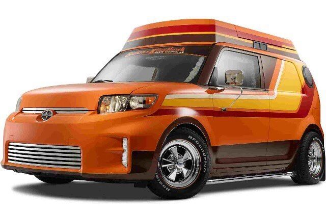 Vantasia Vans Scion Van New Cars