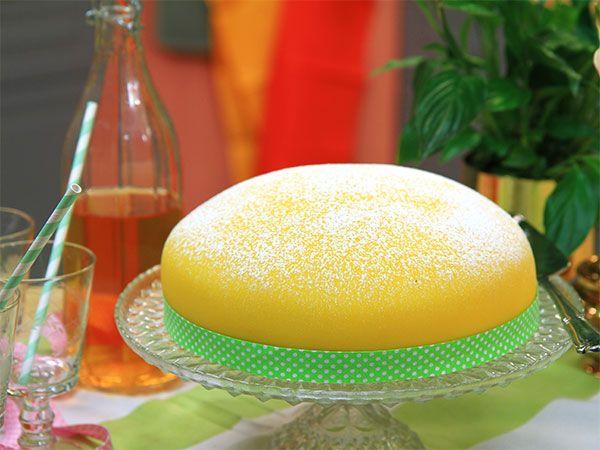 Påsktårta med apelsin och choklad | Recept från Köket.se