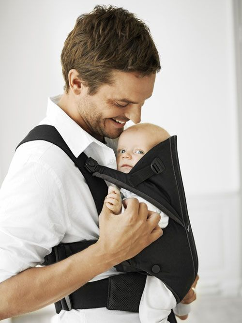 Prizeapalooza day 17 – BabyBjörn Baby Carrier Miracle Organic Cotton