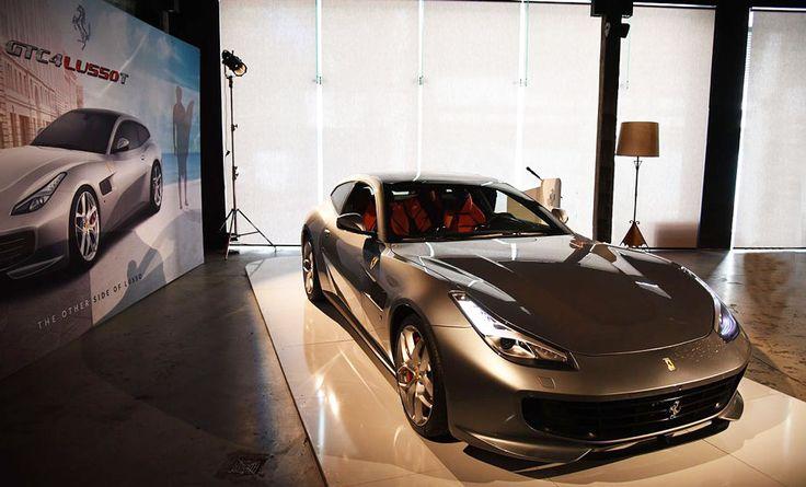 Ferrari GTC4Lusso T Officially Debuts In Australia -