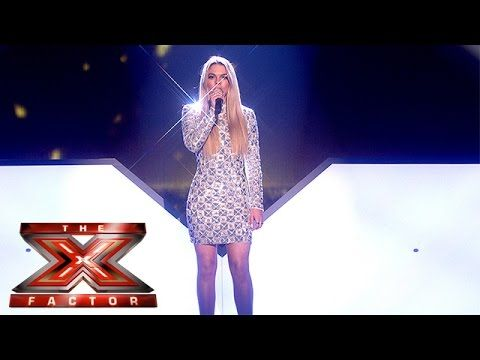 Louisa Johnson sings Forever Young (Winner's Song) | The Final Results |...