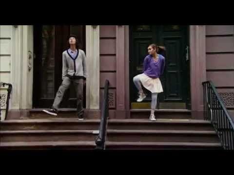 Adam sevani and alyson stoner movie scene in step up 3