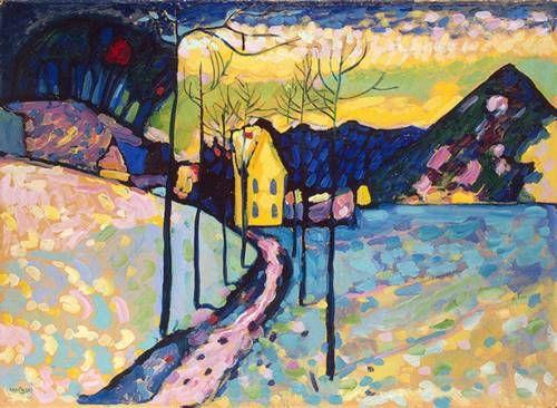 Οι πίνακες του χιονιού - 20 από τα πιο διάσημα έργα ζωγραφικής με χιονισμένα…
