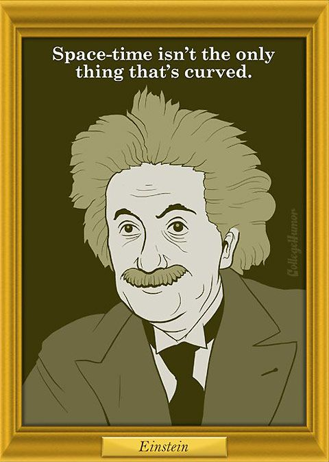Great pickup lines of historical figures - I'm loving Albert Einstein! http://www.iqcatch.com/