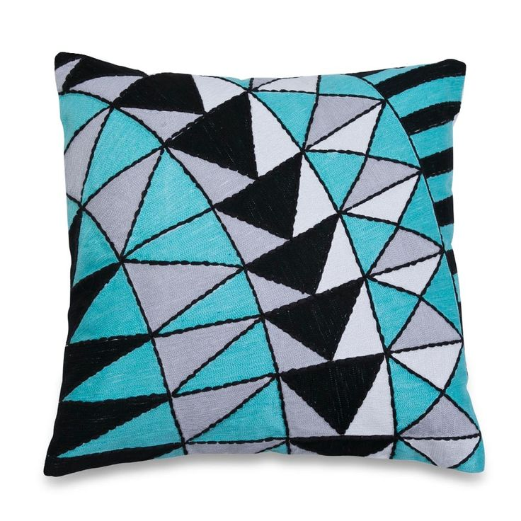 Tribal Geo Cushion 50x50 | Cushions & Throws | Homeware - Me and My Trend