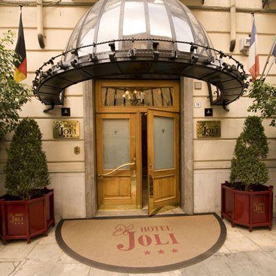 Congratulazioni all' @hotelJoli di #Palermo per il Premio Ospitalità Italiana - categoria 3 stelle