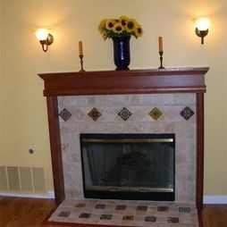 135 Best Fireplaces Hearths Images On Pinterest Fireplace Design Hearths And Tiled Fireplace