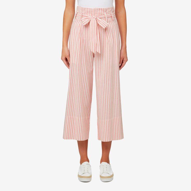 Micro Stripe Pant