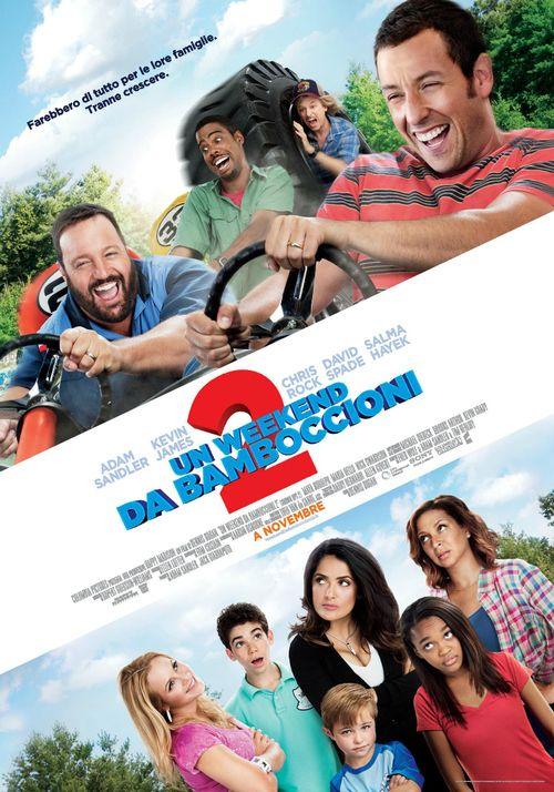 Watch Grown Ups 2 Full-Movie