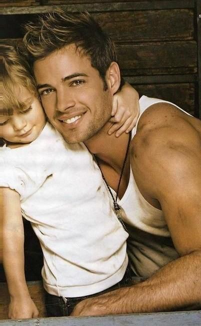 William Levy & His Son! By far my favorite actor in the Latino world