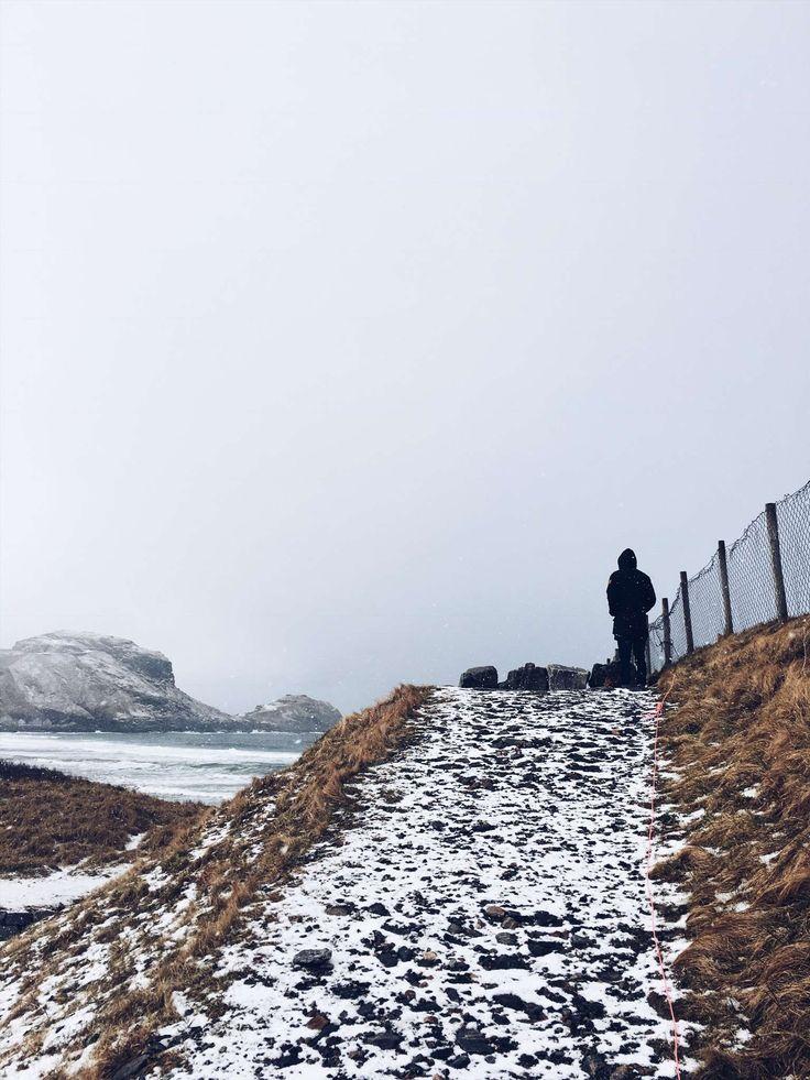 Road trippin in Norway! #Ervikstranda http://www.helarskroppen.no/2017/02/roadtrippin/