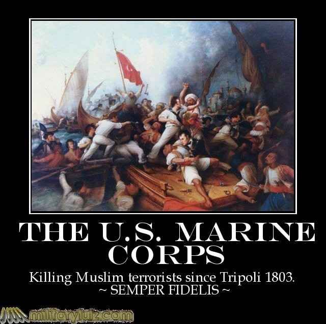 military funny THE U.S. MARINE CORPS