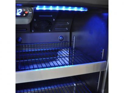 Expositor/Cervejeira Vertical 1 Porta 82L Venax - Black 100 com as melhores condições você encontra no Magazine Siarra. Confira!