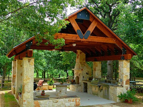 27 best Hilltop Picnic Shelter images on Pinterest | Decks ...
