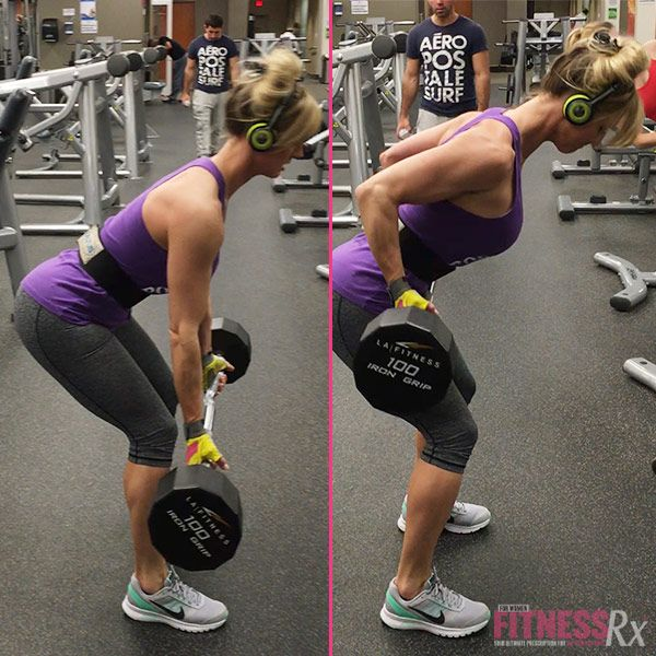 Best 25+ Barbell row ideas on Pinterest | Barbell back exercises ...