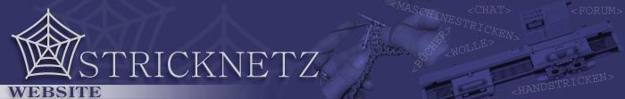 Stricknetz-Banner