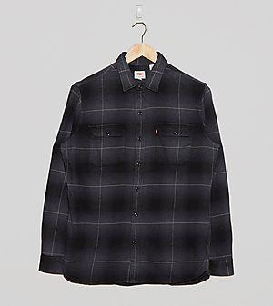 Levis Long-Sleeved Worker Shirt