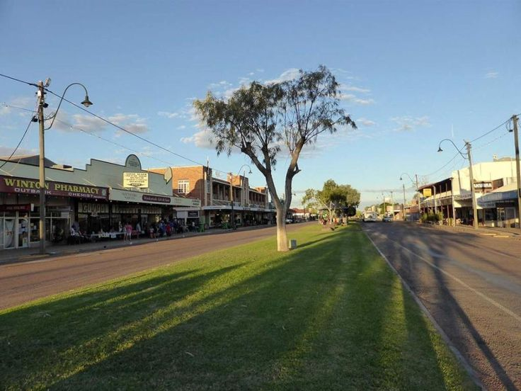 A great place to spend some time Winton (Central Queensland) QLD, a top location.