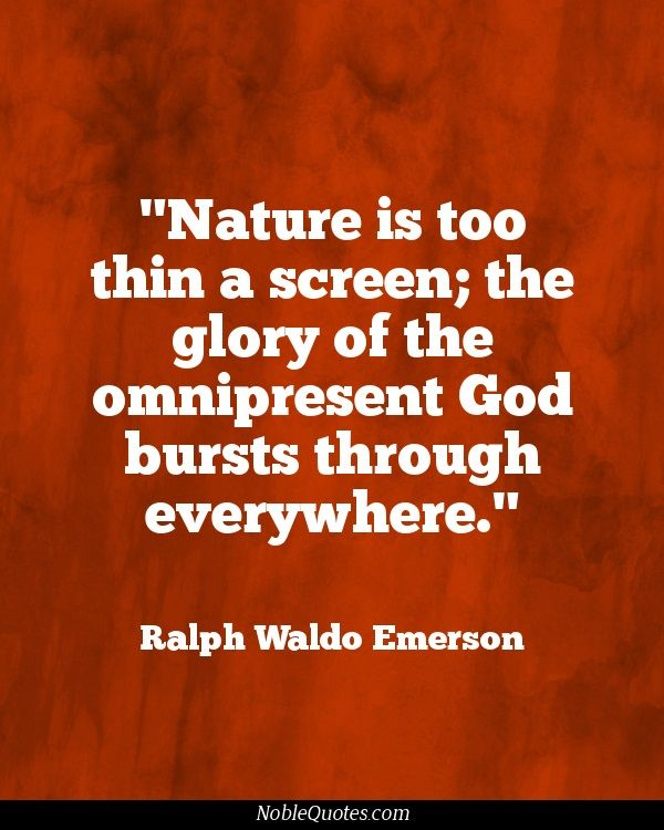 Emerson Nature Quotes: 17 Best Images About Nature Quotes On Pinterest