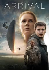 Arrival Movie Poster Image
