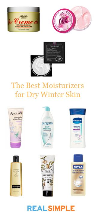 The 9 best moisturizers for winter skin
