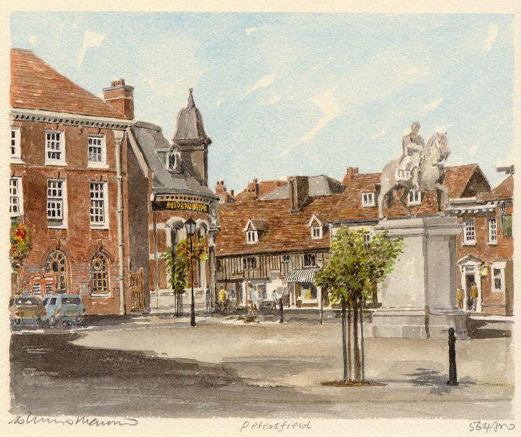 Petersfield - Portraits of Britain
