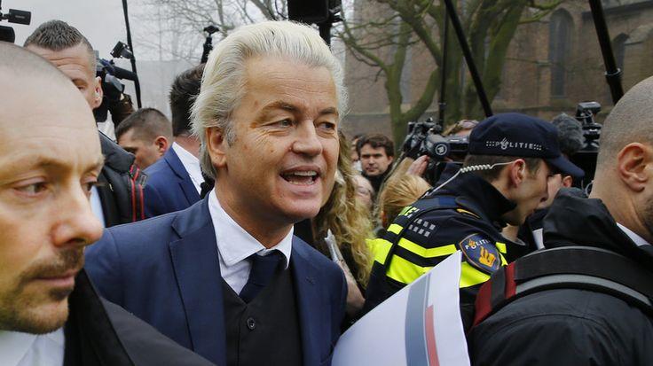 Le député néerlandais anti-islam Geert Wilders a lancé sa campagne pour les législatives du mois de mars par une attaque contre «la racaille marocaine» dont il a dit vouloir débarrasser le pays pour le «rendre au peuple néerlandais».