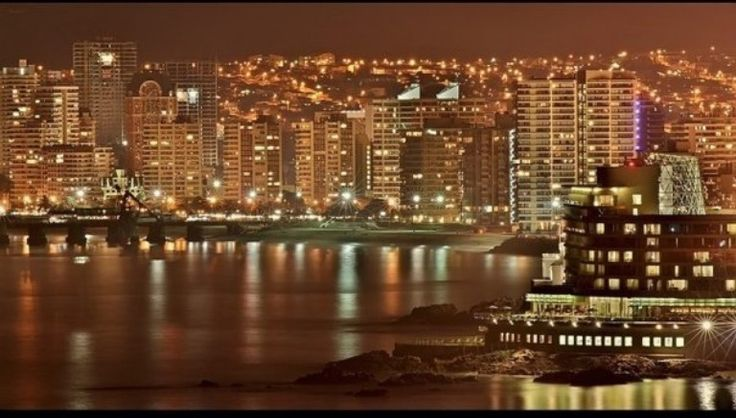 Viña del Mar Chile .